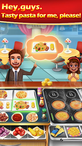 Cooking Town - Craze Chef Restaurant Cooking Games 11.9.5017 screenshots 8