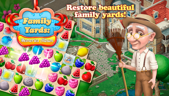 Family Yards: Memories Album Screenshot