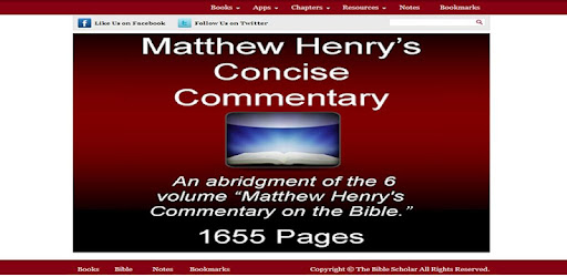 Matthew Henry's Commentary - Apps on Google Play