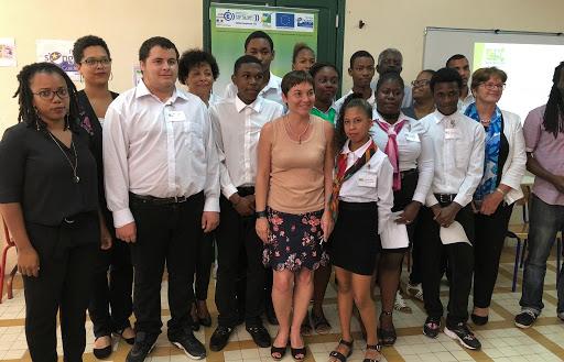 Lycée Carnot en Guadeloupe