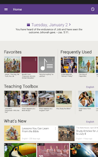 App JW Library APK for Windows Phone