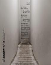 """Photo: Crítica Poesía completa John Berger en """"El Cuaderno"""", Nº 61-oct 2014, Trea"""
