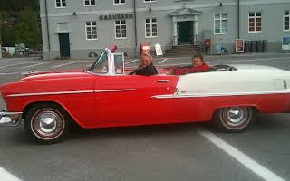 Chevrolet Belair Rent Hedmark