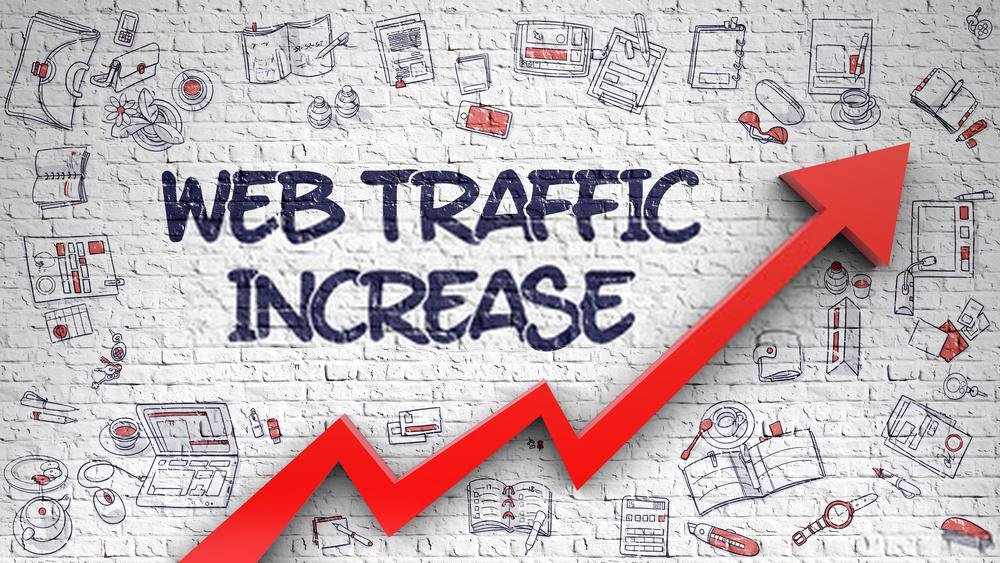 Cara meningkatkan traffic website