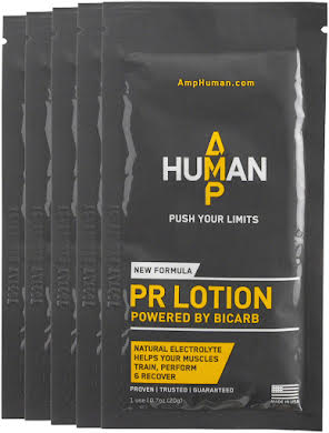 AMP Human Performance Next Gen PR Lotion On The Go Packets - 5 Pack Box alternate image 1