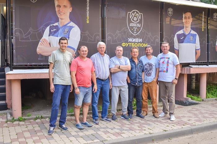 На зображенні може бути: 8 людей, включаючи Andrei Shishigin, Анатолій Горбатюк, Олексій Мамчук, Eduard Pogodin і Саша Жумига, люди стоять та на відкритому повітрі