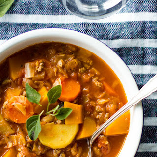 Hearty Autumn Soup