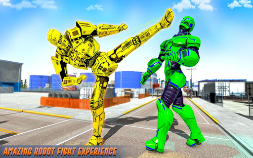 Grand Robot Ring Battle: Robot Fighting Games apkmr screenshots 10