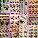 Eyes MakeUp Step by Step icon