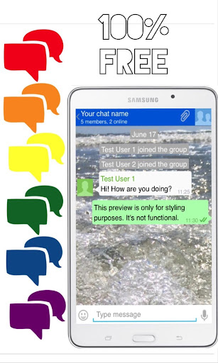 Texting App screenshot 3