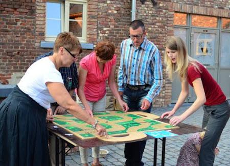 Teambuilding in Hoegaarden