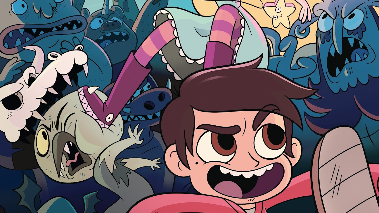 Watch Star vs. the Forces of Evil live