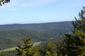 Photo: Beautiful view from Bald Mountain located by Townsend State Park