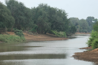 Photo: Kruger National Park. Luvuvhu River