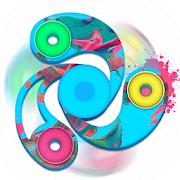 Tappy Fidget Color Switch Game APK for Ubuntu