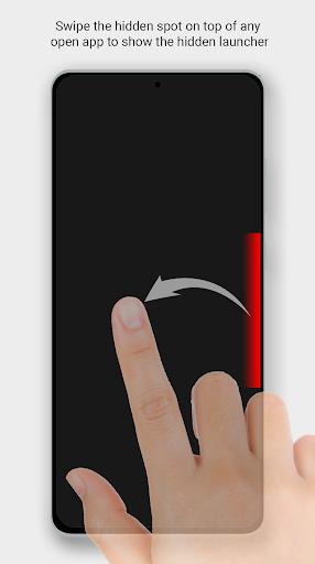Zone Launcher - One Swipe Edge Launcher and Drawer 0.4.10 screenshots 2