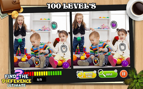 Game Find the Differences 100 level : Spot Differences APK for Windows Phone
