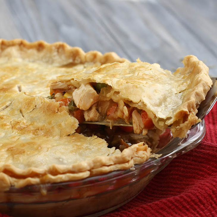 McCormick® Chicken Pot Pie
