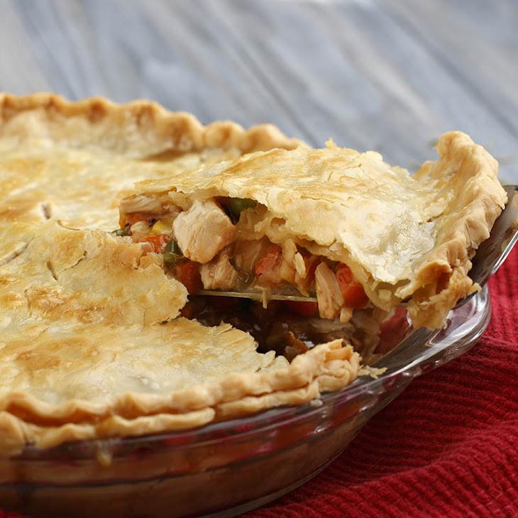 McCormick® Chicken Pot Pie Recipe