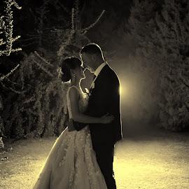 by Sasa Rajic Wedding Photography - Wedding Bride & Groom ( wedding )