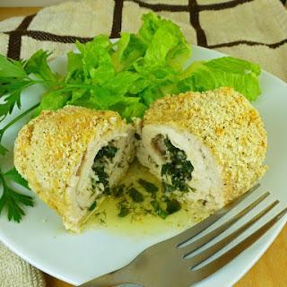 Paleo Chicken Kiev