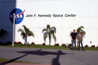 Photo: We visited the Space Center in Florida