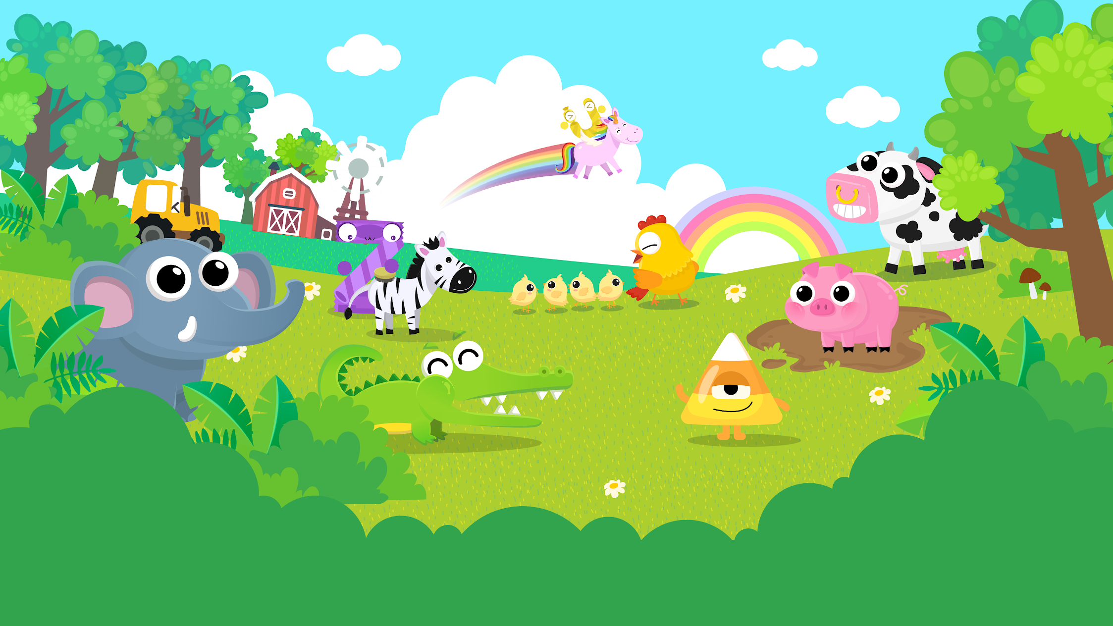 Candybots Kids Game App Android Apps on Google Play