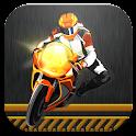 Bike rider icon