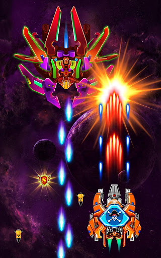 Galaxy Attack screenshot 20