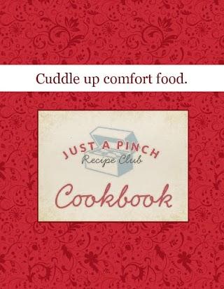 Cuddle up comfort food.