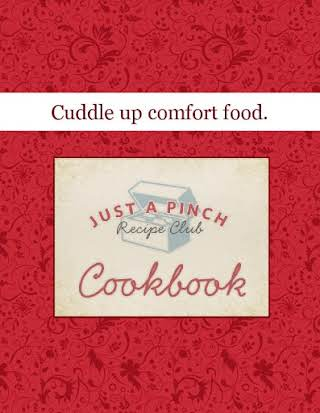 Cuddle up comfort food.