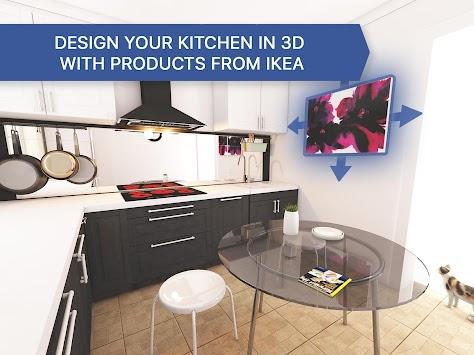 herunterladen 3D Küchenplaner für IKEA: Küche Planen und Design ...