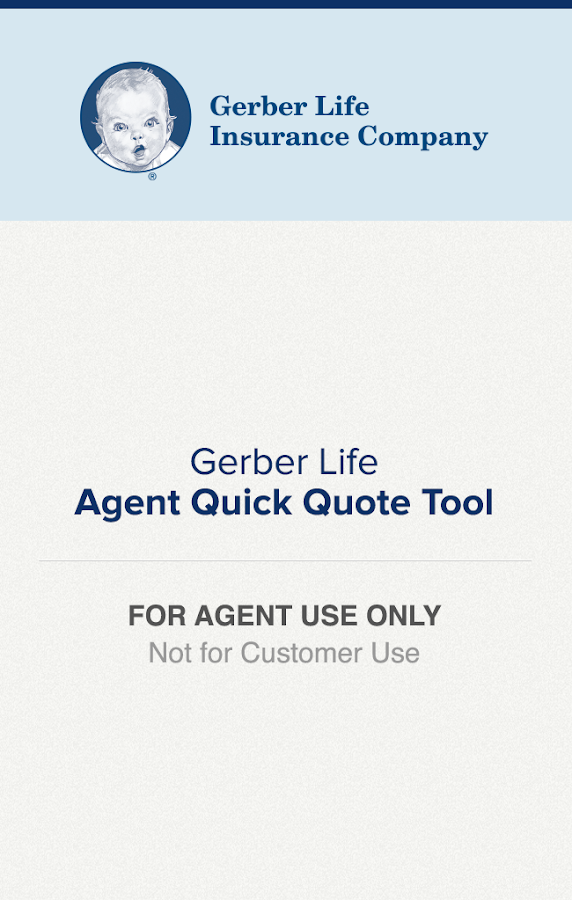 Gerber Life for Agents- screenshot