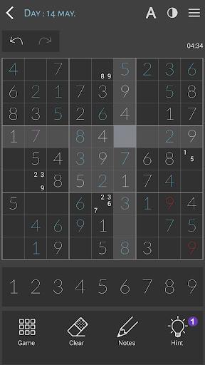 Sudoku classic screenshot 12