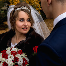 Wedding photographer Anna Sheptukhina (Anna240295). Photo of 29.01.2018