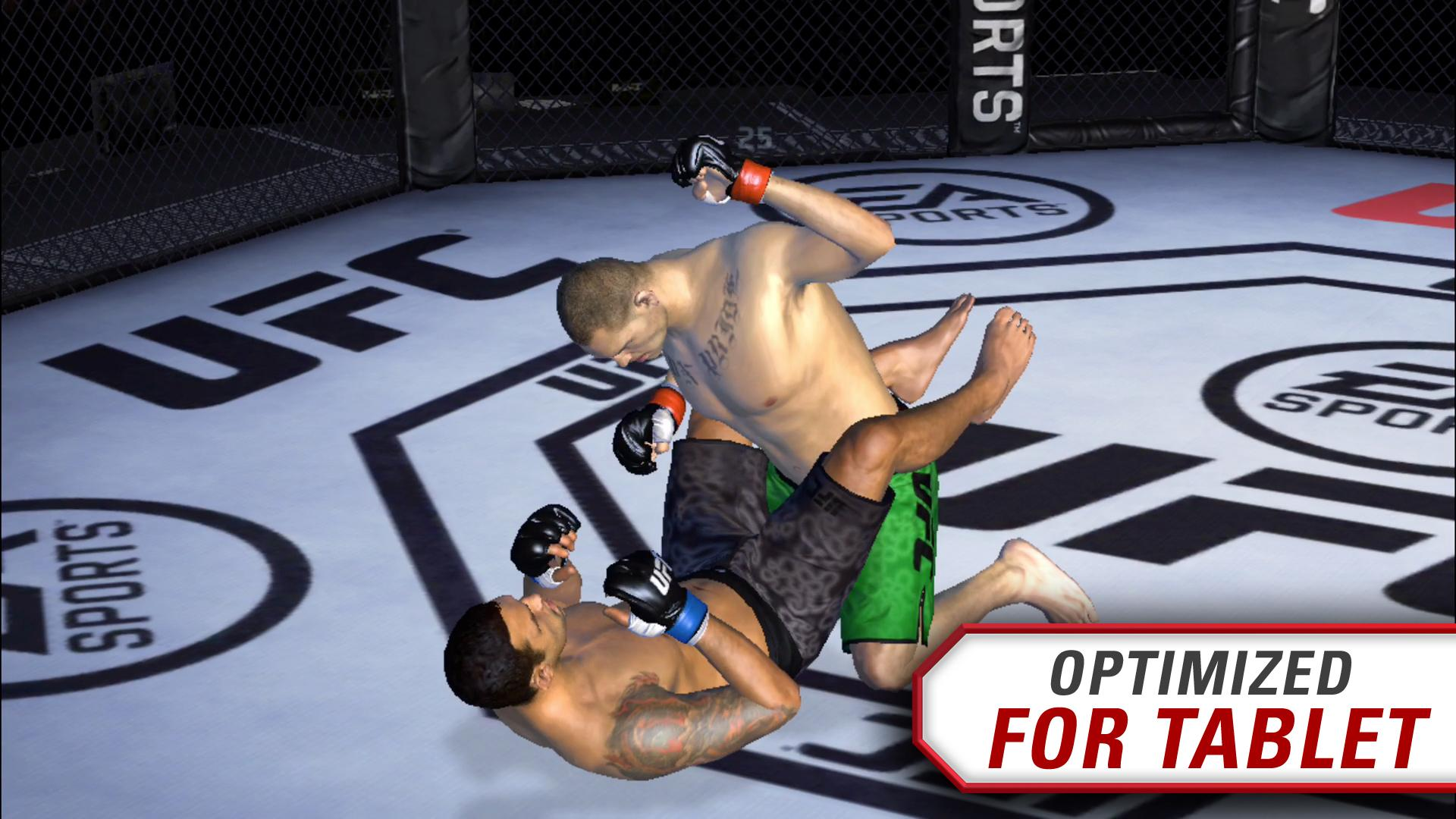 EA SPORTS UFC® screenshot #9