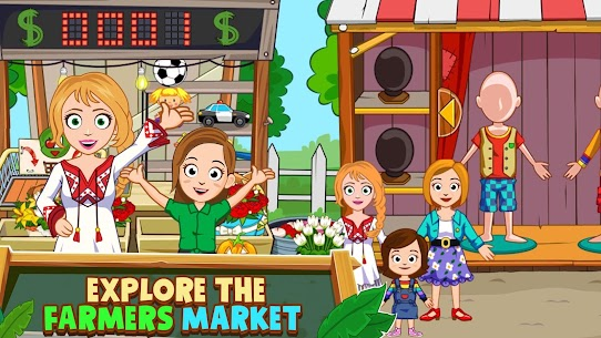 My Town: Farm Life Animals Game MOD APK [All Unlocked] 7