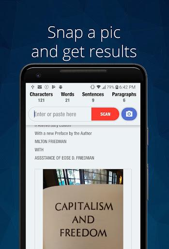 Text Analyzer Pro Apps (apk) gratis te downloaden voor Android/PC/Windows screenshot