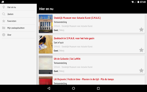 UiTagenda- screenshot thumbnail