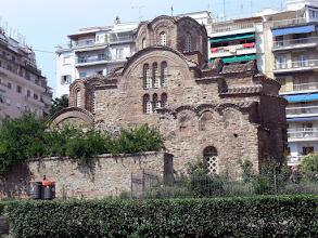 Photo: Thessaloniki. Hierophant-Kirche