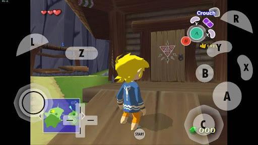 Dolphin Emulator Gold - GameCube Emulator Emu Mod Apk Latest