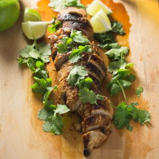 Paleo Chipotle Honey Lime Pork Tenderloin Recipe