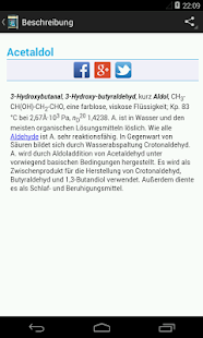 Lexikon der Chemie Screenshot