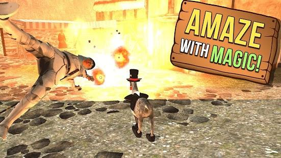 Goat Simulator MMO Simulator Screenshot 4
