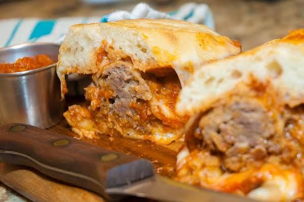 Sandwich Essentials: Meatball/mozzarella Sub Recipe