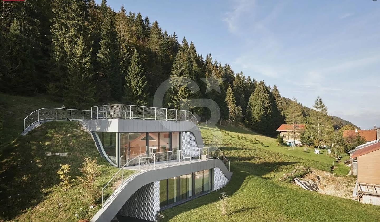 House with terrace Bois-d'Amont