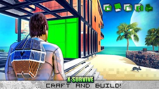 X Survive Apk Mod Free Craft 1