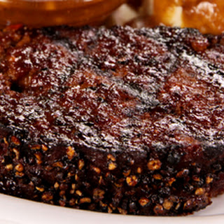 Smokehouse Meatloaf