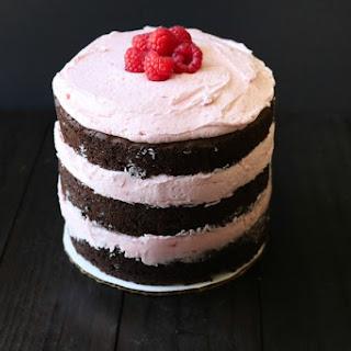 Chocolate Raspberry Cake.