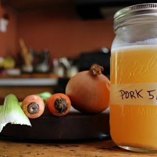 How to Make Pork Broth
